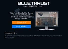 bluethrust.com