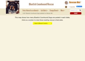 bluetickcoonhound.rescueme.org