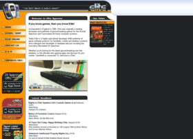 bluetoothzxspectrum.elite-systems.co.uk