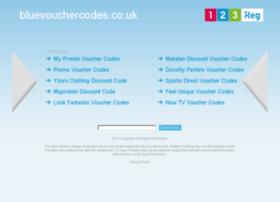 bluevouchercodes.co.uk
