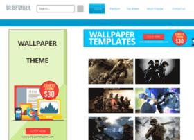 bluewall.demowallpapertemplates.com