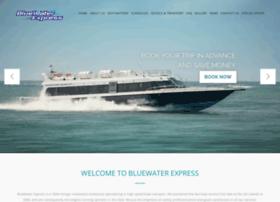 bluewater-express.com