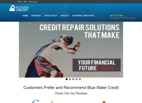 bluewatercredit.com