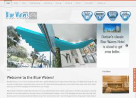 bluewatershotel.co.za