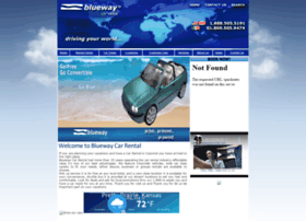 bluewaycarrental.com