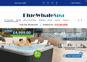 bluewhalespa.co.uk