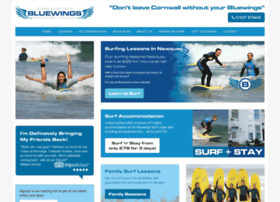 bluewingssurfschool.co.uk