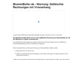 blumenbutler.de