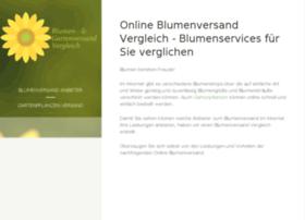 blumenversand-online-vergleich.de