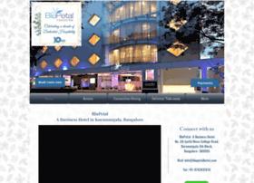 blupetalhotel.com