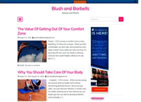 blushandbarbells.com