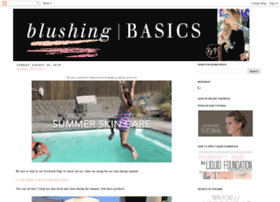 blushingbasics.com