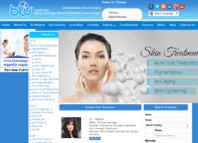 bluskincosmetology.com