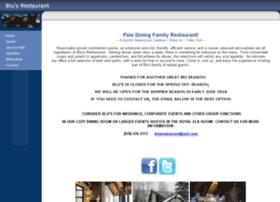 blusrestaurant.com