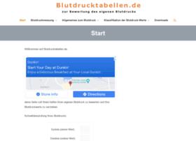 blutdrucktabellen.de