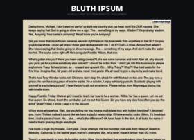 bluthipsum.com