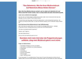bluthochdrucksenken.net