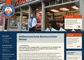 blutwurstmanufaktur.de