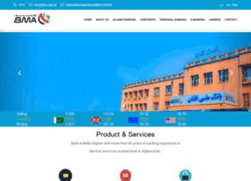 bma.com.af