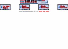 bma.com