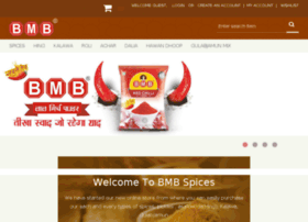 bmbspices.com