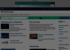bmcbioinformatics.biomedcentral.com