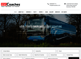 bmcoaches.co.uk