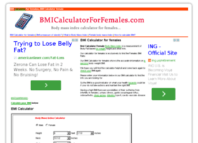 bmicalculatorforfemales.com