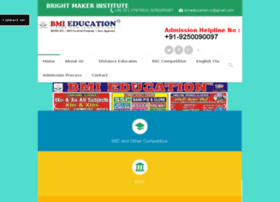 bmieducation.in