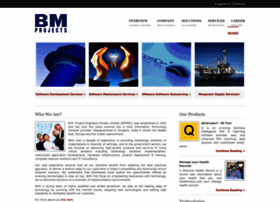 bmprojects.co.in