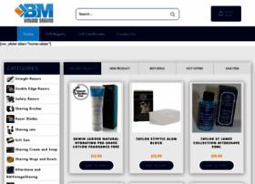 bmvintageshaving.com