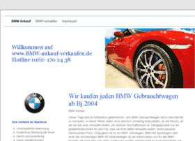 bmw-ankauf-verkaufen.de
