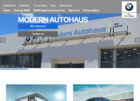 bmw-modernautohaus.co.za