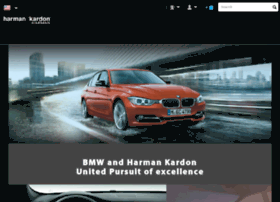 bmw.harmankardon.com
