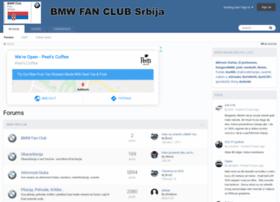 bmwclubserbia.com