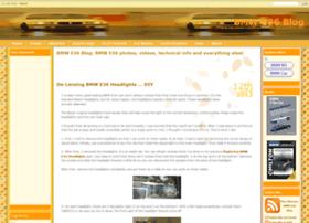 bmwe36blog.com