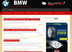 bmwmodifications.co