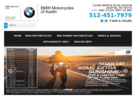 bmwmotorcyclesofaustin.com