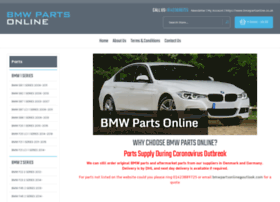 bmwpartsonline.co.uk