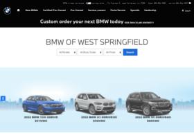 bmwwestspringfield.net