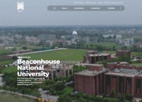bnu.edu.pk