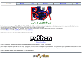 boa-constructor.sourceforge.net