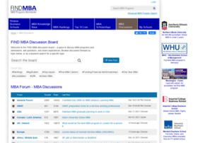 board.find-mba.com