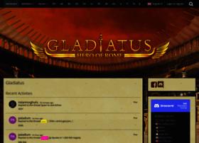 board.gladiatus.com