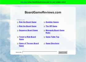 boardgamereviews.com