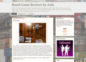 boardgamereviewsbyjosh.com