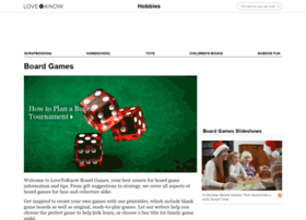boardgames.lovetoknow.com