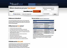 boardhost.com