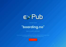 boarding.no