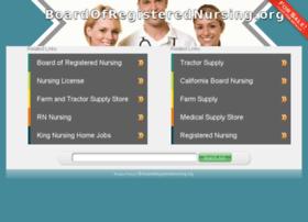 boardofregisterednursing.org